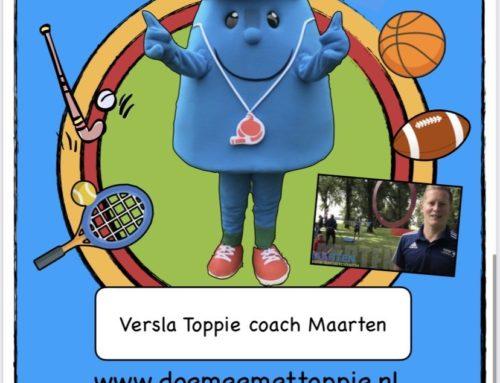 15. Versla toppie coach Maarten