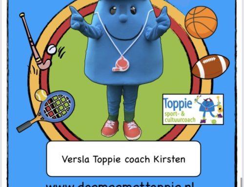 20. Versla Toppie coach Kirsten